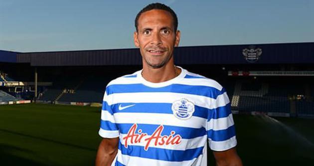 Ferdinand'a Twitter cezası