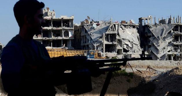 Türkiye resti çekince YPG mecbur kaldı