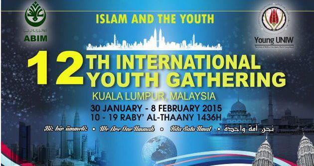 İslam Dünyası gençleri buluşuyor