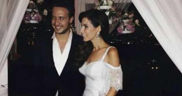 Hatice Şendil ve Burak Sağyaşar nişanlandı