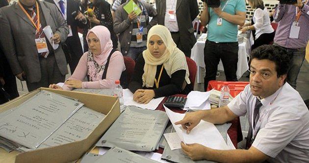 Tunus'ta resmi sonuçlar açıklandı