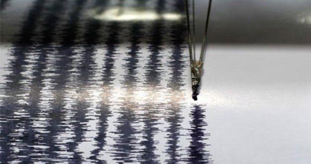 Ege Denizi'nde deprem