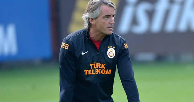Mancini'den geri dönüş sinyali