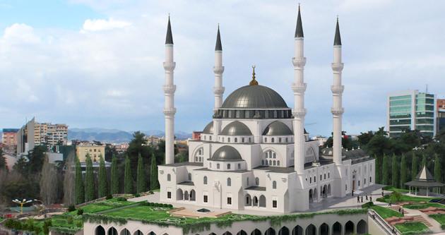 Diyanet Vakfı, Balkanların en büyük camisini yapacak