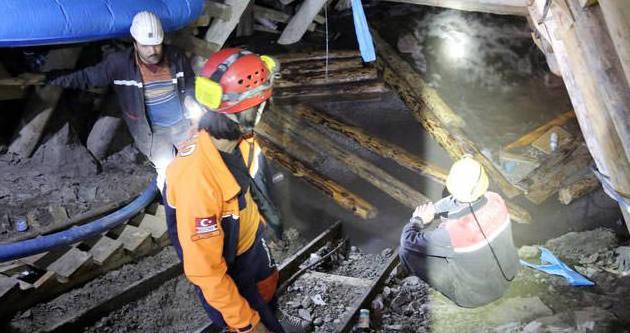 Maden ocağı şirketinden açıklama