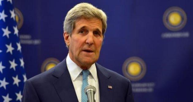 Kerry'den Netanyahu krizine açıklama geldi
