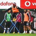 Beşiktaş Fenerbahçe'ye hazırlanıyor