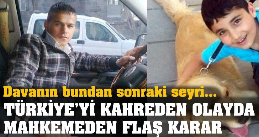 O katil Erzurum'da yargılanacak