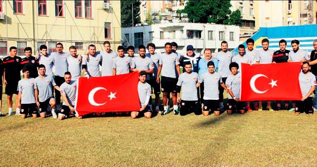 Adanaspor'da Cumhuriyet coşkusu yaşandı