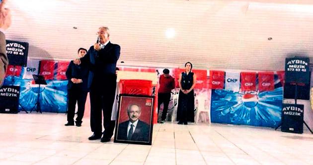 CHP'de portre kavgası