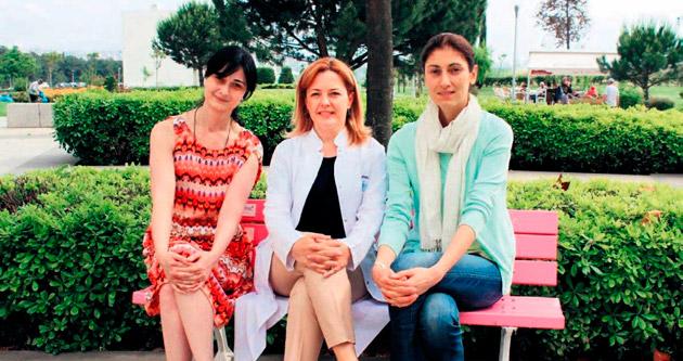 Gürcü doktorlar Türkiye'de iyileşti