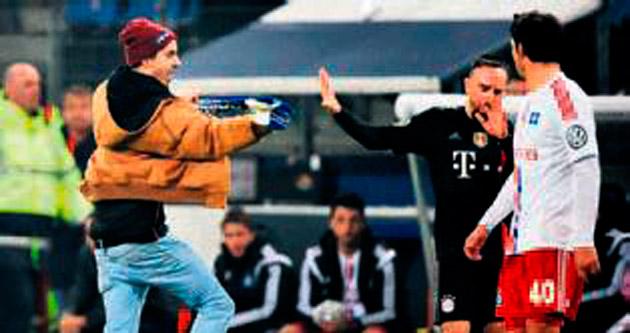 Ribery: Olur böyle vakalar!