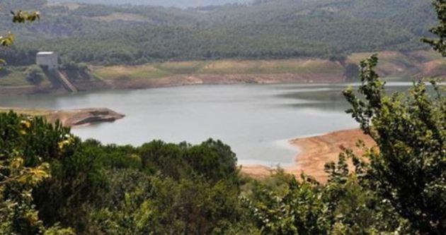 Yağışlar İstanbul barajlarını dolduruyor