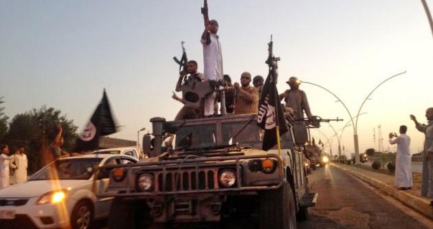 Irak'ta IŞİD'e büyük darbe