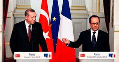 Ankara tezlerine Paris desteği - Sabah