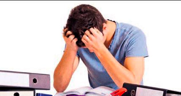 Tükenmişlik sendromu çalışanların büyük sorunu
