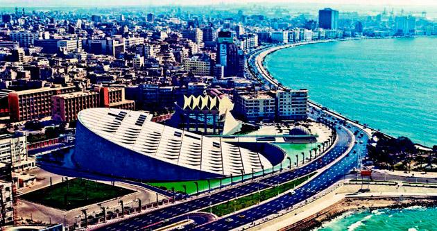 Büyük İskender'in şehri İskenderiye
