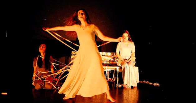 Üç kadının ilginç hikayesi Tatavla Sahne'de izlenecek