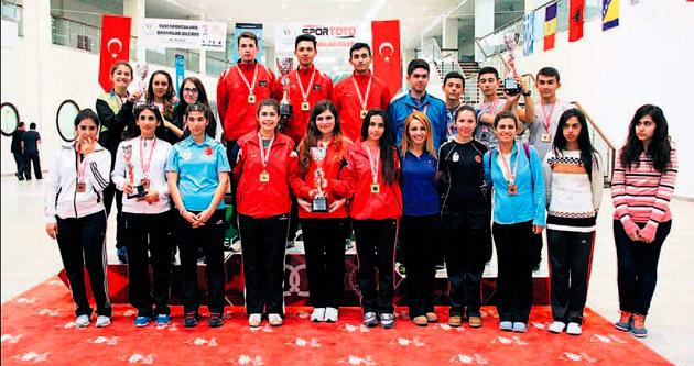 Atıcılık Kupası heyecanı