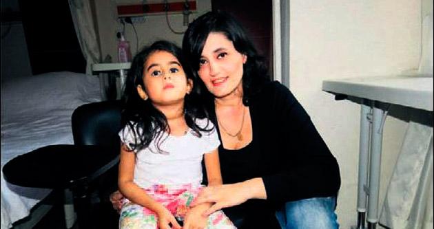 Gürcü anne, kızına 3. kez hayat verdi