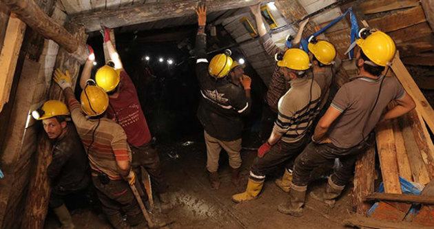 Maden işçilerine insalık dışı talimat!