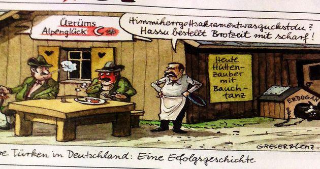 Ders kitabında Erdoğan'a şok hakaret