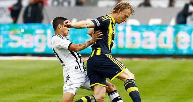 Beşiktaş-Fenerbahçe rekabetinde 337. randevu