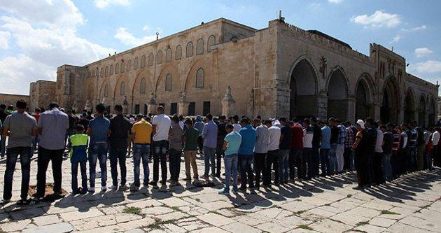 İsrail, Aksa'yı İbrahim Camisi gibi bölmeyi planlıyor