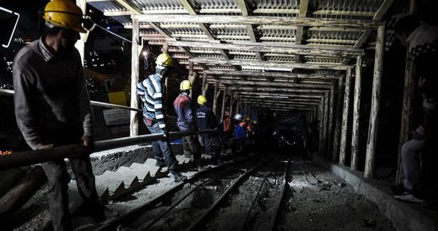 Ermenek madenindeki 8 eksik