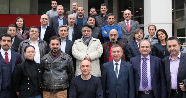 Dünya E-Basın Konseyi yeni yönetimini seçti