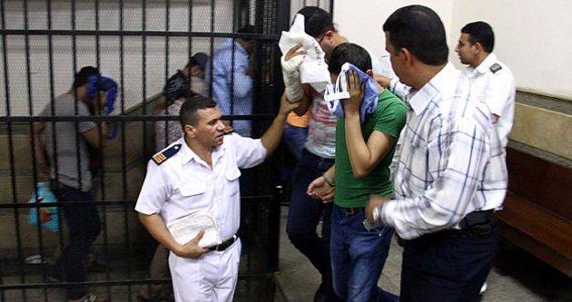 Mısır'da eşcinsel düğününe katılanlara hapis