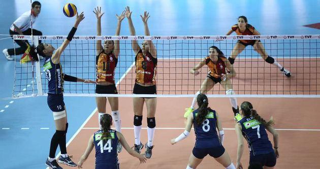 Filede derbi Fenerbahçe'nin