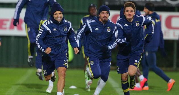 Fenerbahçe'nin derbi kadrosu belli oldu