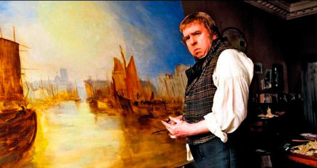 Romantik Mr. Turner