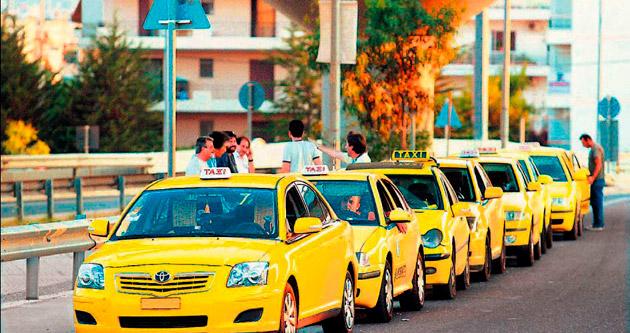 Taksi deyip geçmeyin