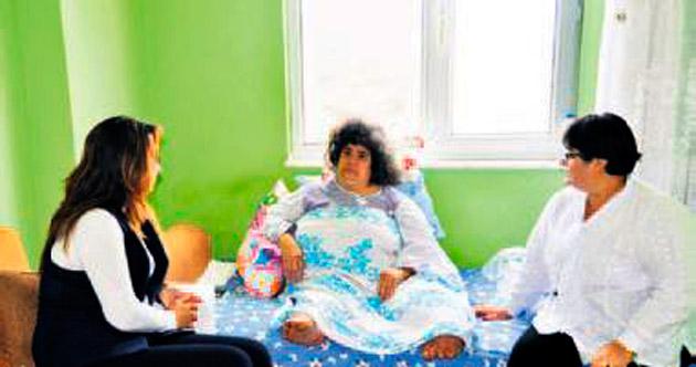 140 kiloluk hastaya yatak tahsis edildi