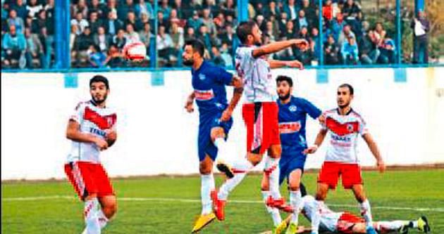 İzmirspor, Bodrum önünde
