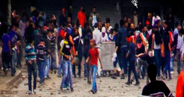 Kobani vandalları 29 Ekim eylemi öncesi yakalandı