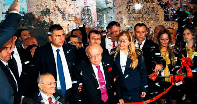 Süleyman Demirel 90'a girdi