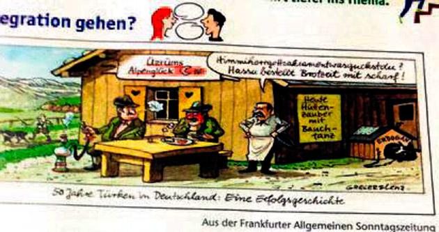 Almanya'dan bir küstahlık daha