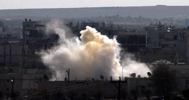 Peşmerge'den Kobani'de IŞİD'e ilk saldırı
