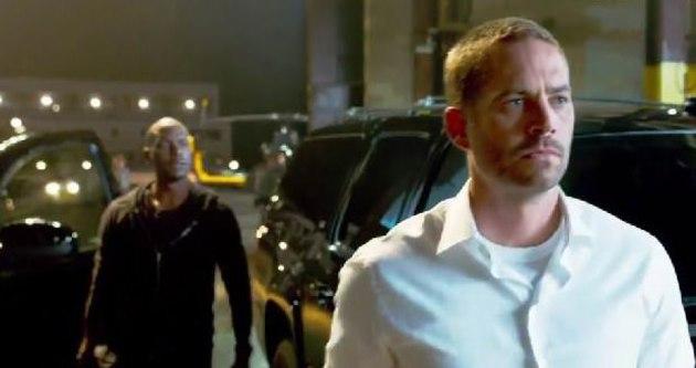 Paul Walker'ın Hızlı ve Öfkeli 7 filminin fragmanı yayınlandı