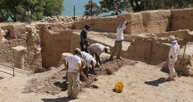 Zeugma Antik Kenti'nde yeni mozaikler bulundu