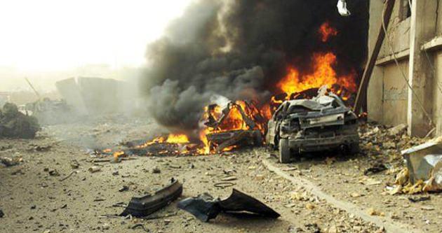 Bağdat'ta kanlı pazar: 26 ölü
