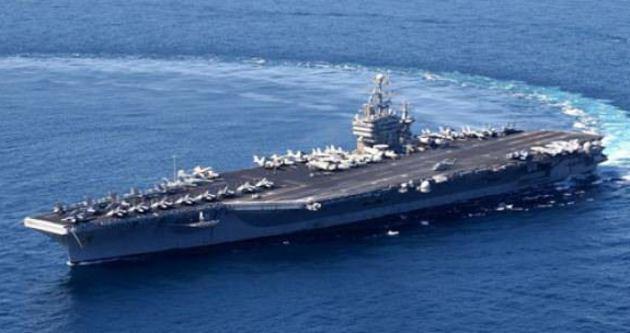 İran: ABD gemisini batırabiliriz