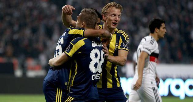 Dev derbi Fenerbahçe'nin