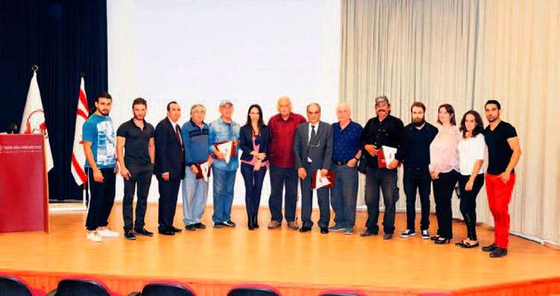 Erenköy belgeseli YDÜ'de gösterildi
