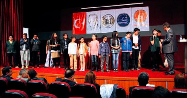 Gençlik ve Çocuk Meclisi toplandı