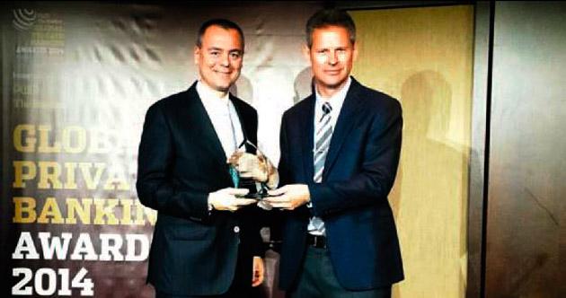 Akbank'a The Banker ve PWM'den ödül