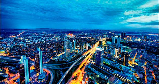 İstanbul yönetim üssü oluyor